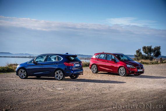 Полноприводный БМВ 2-серии Актив Турер хДрайв 2015 / BMW 2 ...