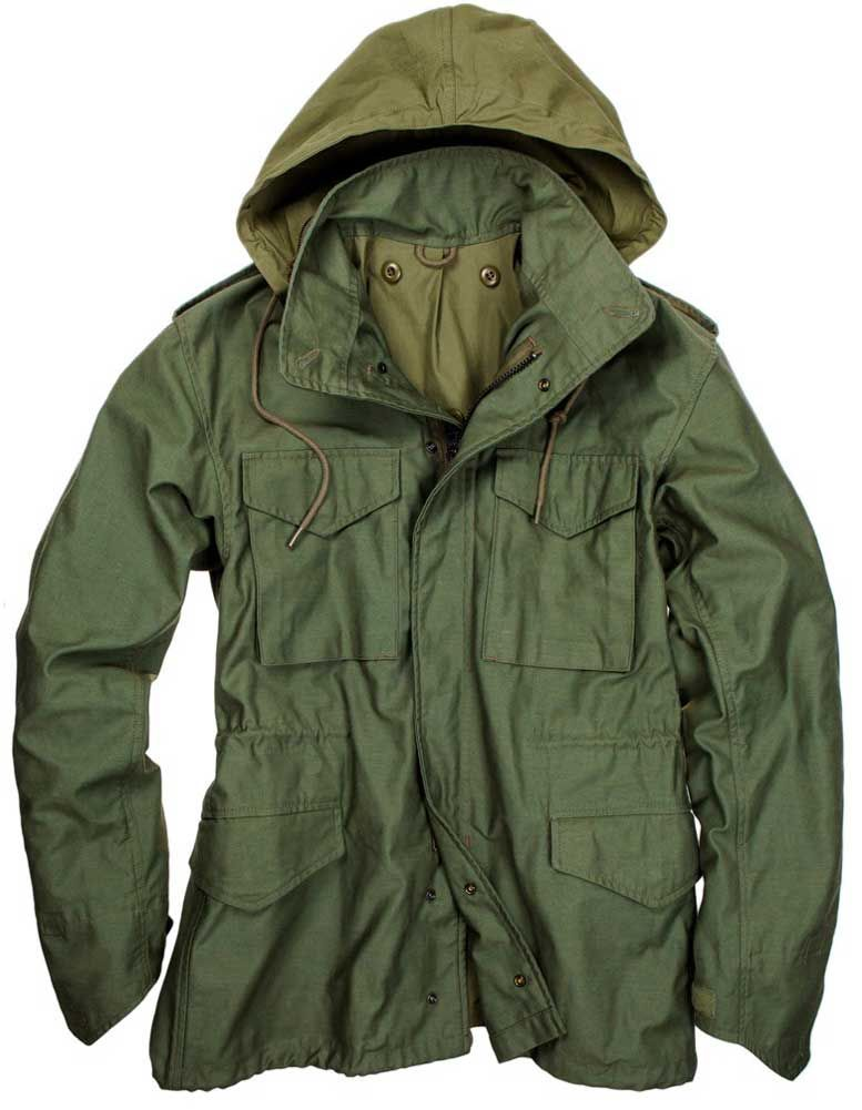 6c66ebd1359 Cockpit USA Mens Military Spec M65 Field Jacket in 2019