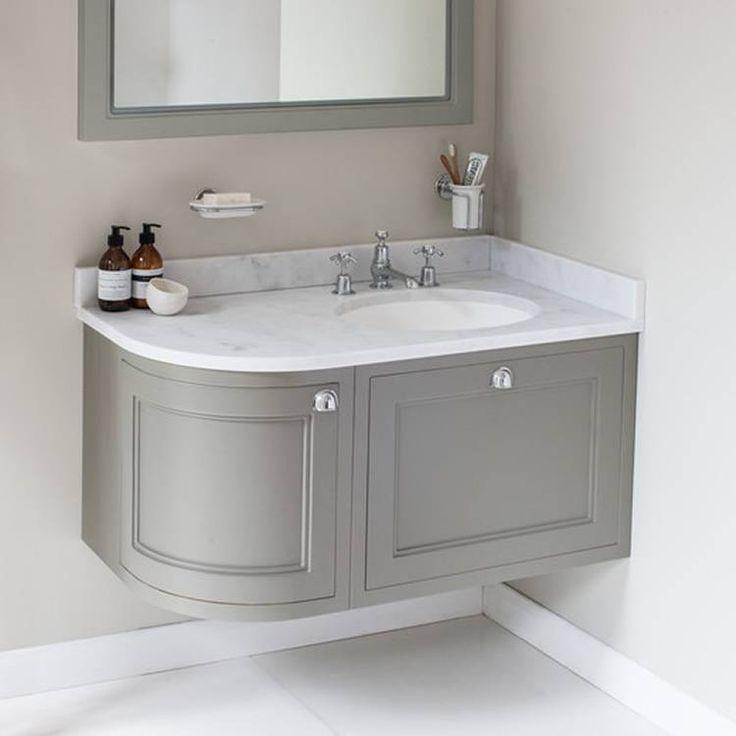 Curved Vanity Google Search Modern Bathroom Vanity Bathroom