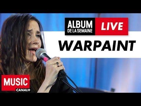 Warpaint Disco Very Album De La Semaine Youtube Live Music Album Music