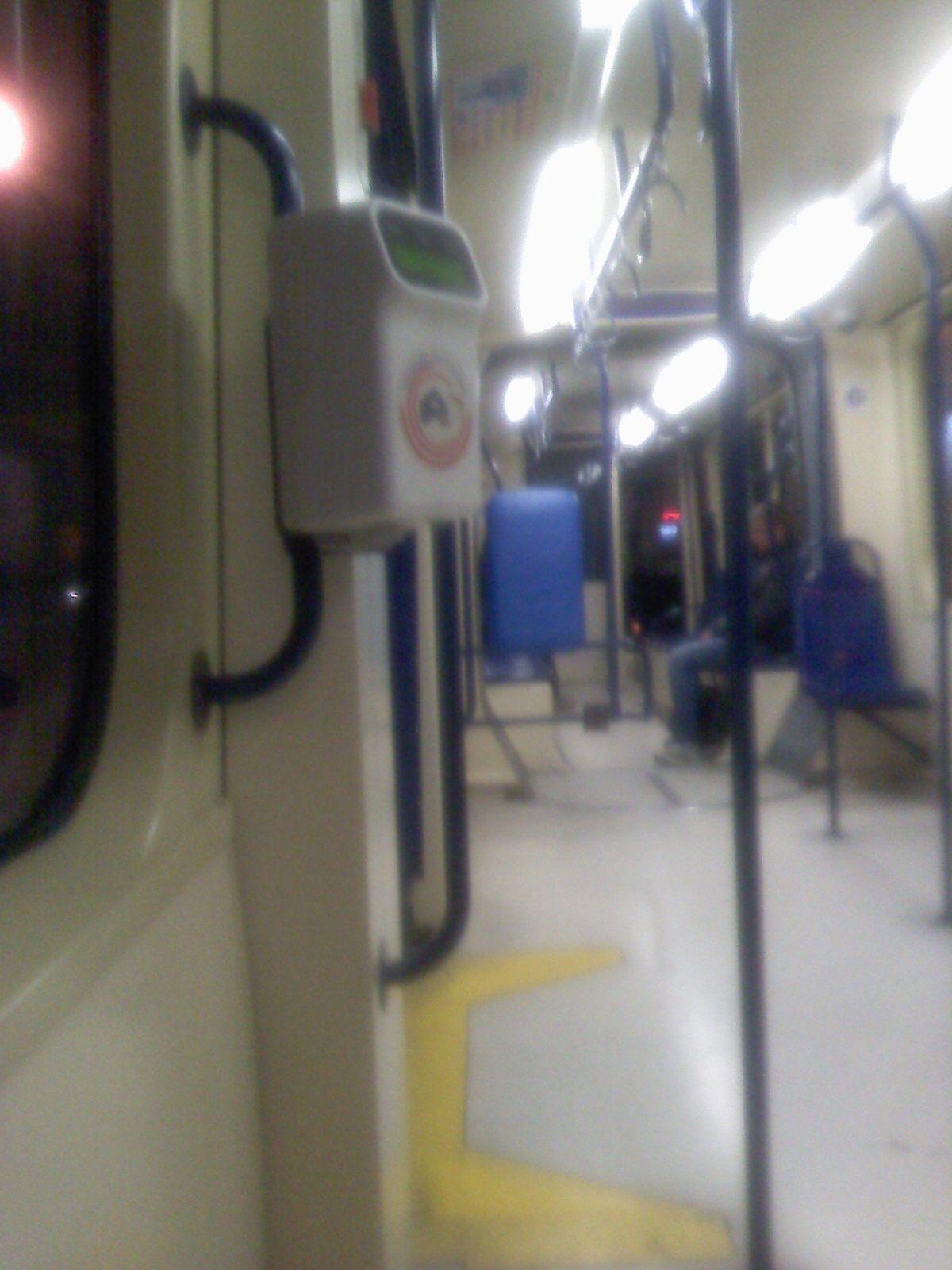Tram 4, Naples