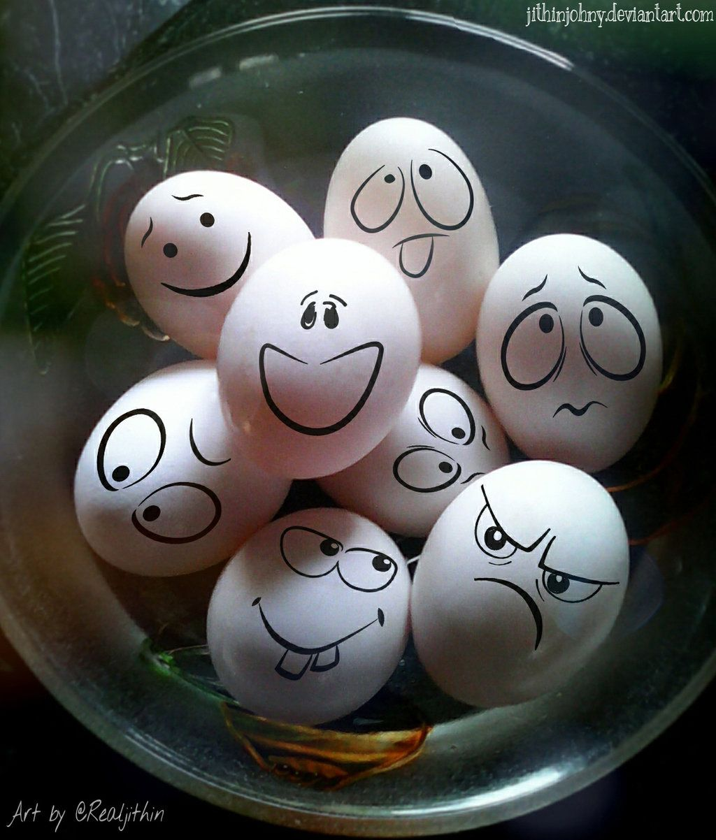 Crazy Eggs by jithinjohny on DeviantArt