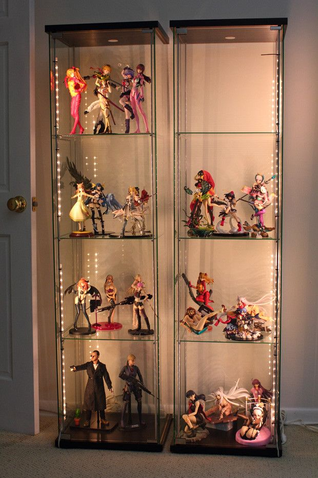 Community Discussion: Blog by Tianxiao Ma | Lighting my display cabinets!Tomopop