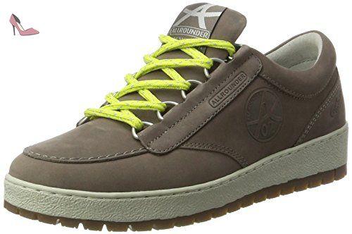 Allrounder by Mephisto Tajalo, Chaussures Multisport Outdoor Homme, Braun (Caramello), 45,5 EU