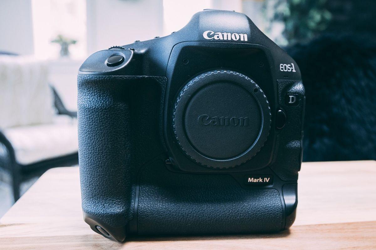 digital spejlreflex kamera
