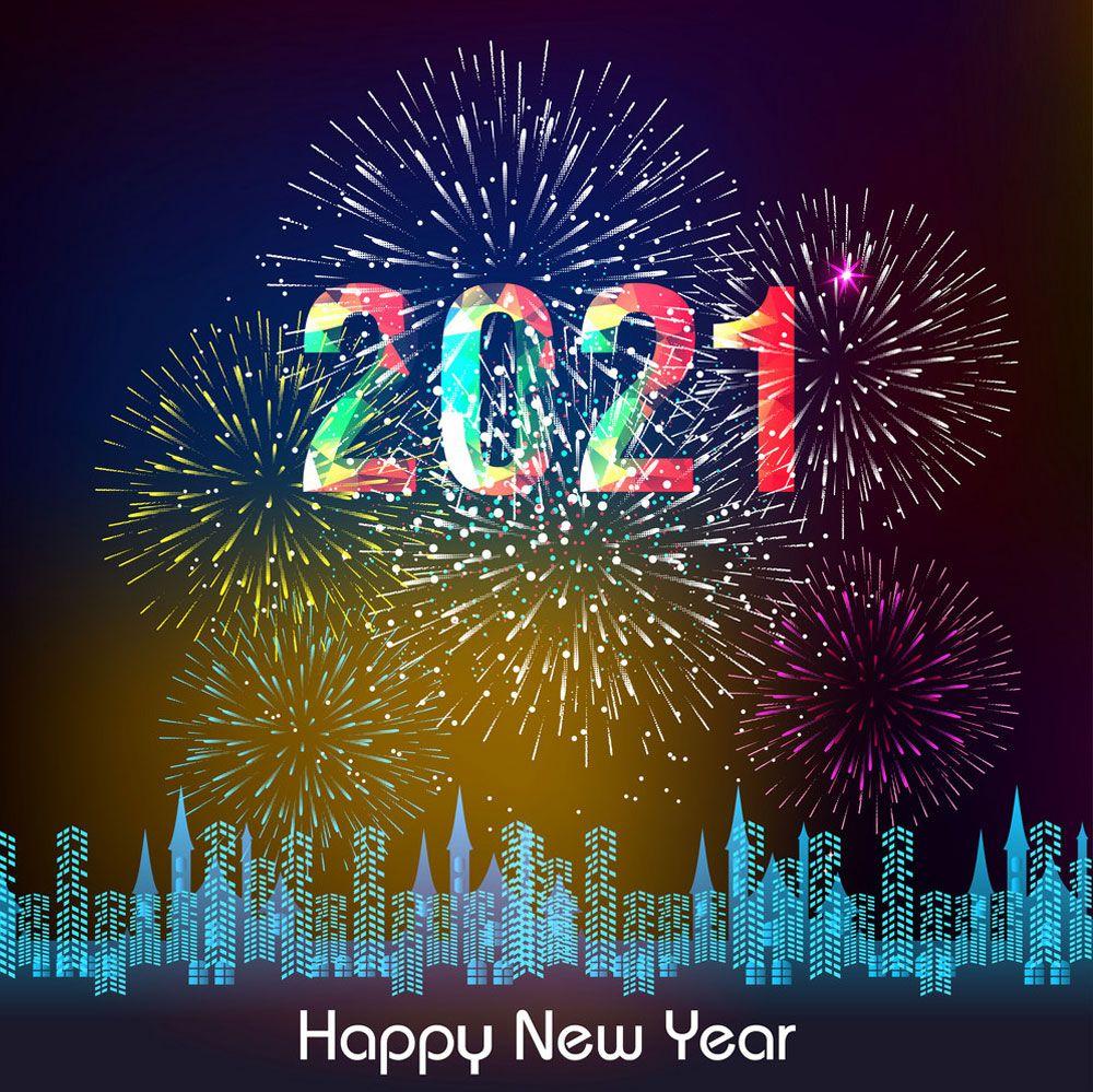 Happy new year - Mùa lễ hội cuối năm 2020