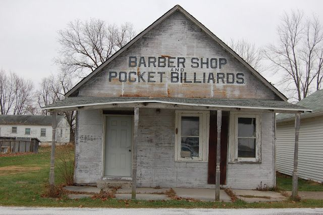"""""""And Pocket Billiards"""" - copyright David J. Thompson and one last from Midwestern Gothic, a great site."""