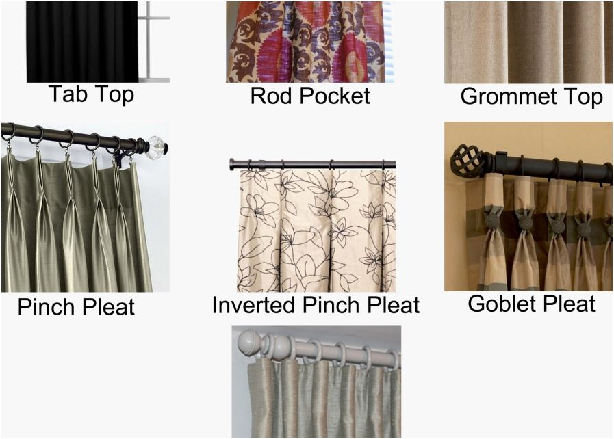 Different Types Of Mirrored Furniture Feifan Furniture Curtains Types Of Curtains Drapery Styles