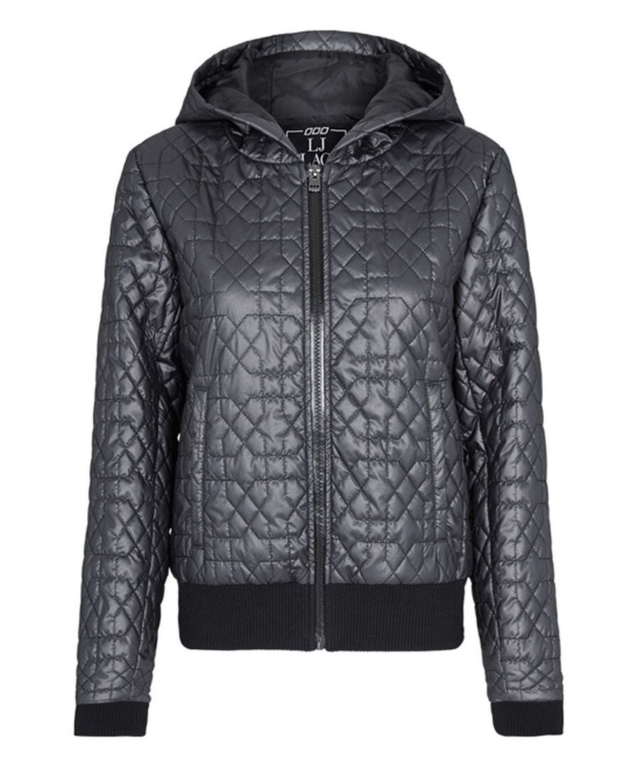 Look at this Gunmetal Downtown Active Zip-Up Jacket on #zulily today!