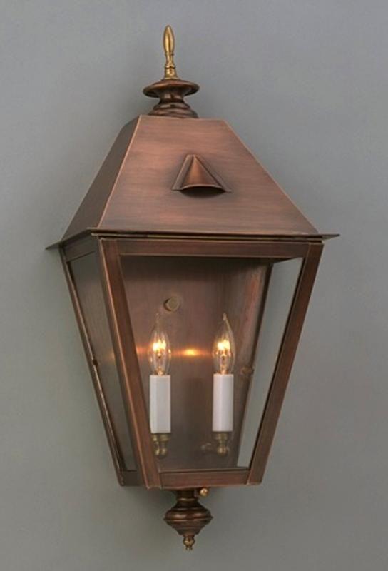 ext light copper verde grahams lighting