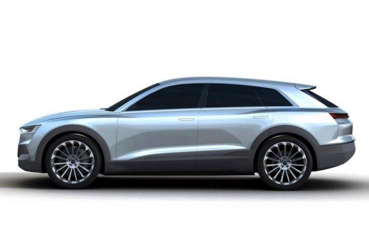 Audi C Bev Concept Revealed For Frankfurt Motor Show