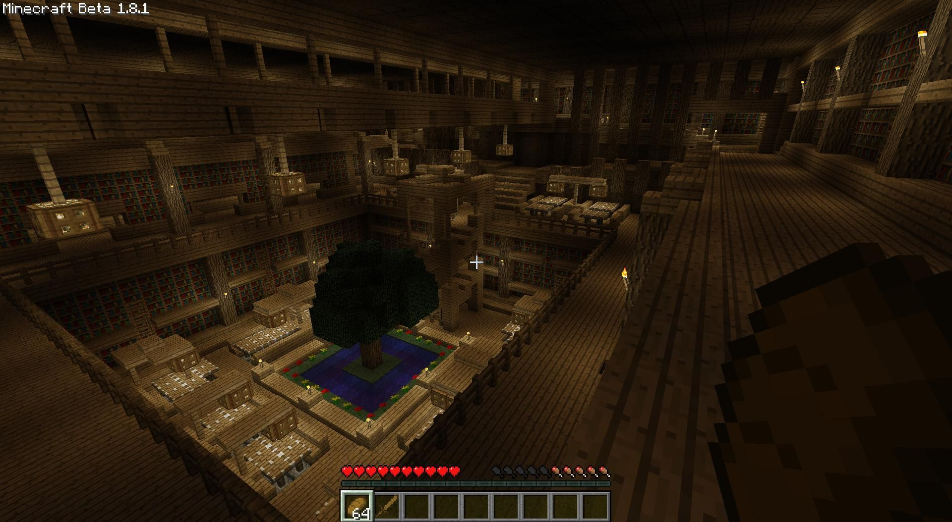 Cool Things To Build In Your Survival World Survival Mode