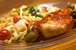 Pastanjauhantaa: Broileria italialaisittain