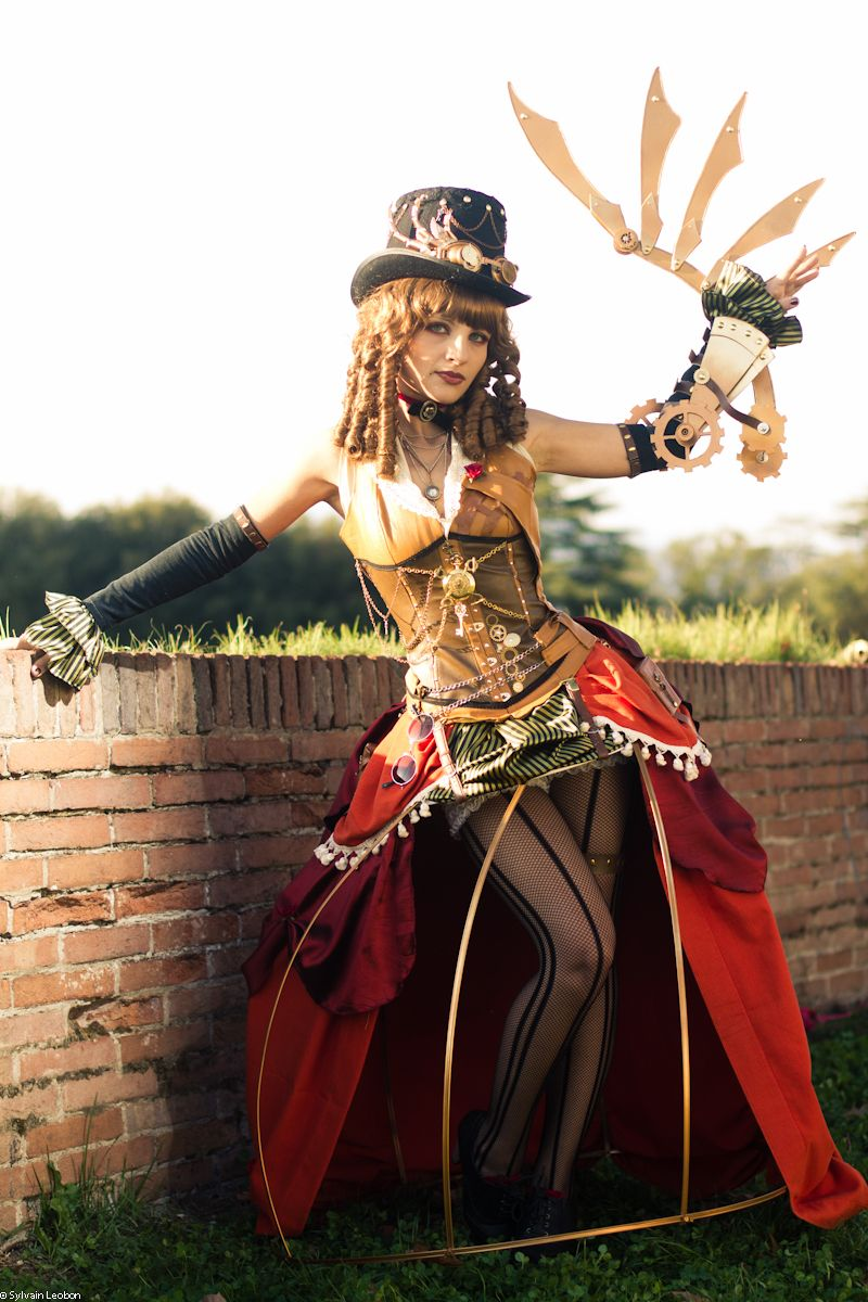 Pin by Violet Forse on Steampunk   Steampunk circus
