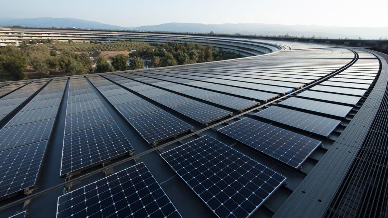 Map Where Apple Amazon And Walmart Built Their Solar Farms Renewable Energy Solar Solar Panels