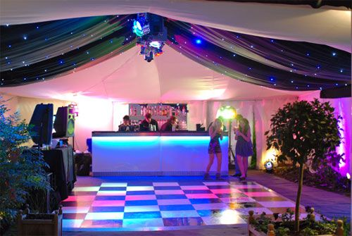 Halloween Themed Venue