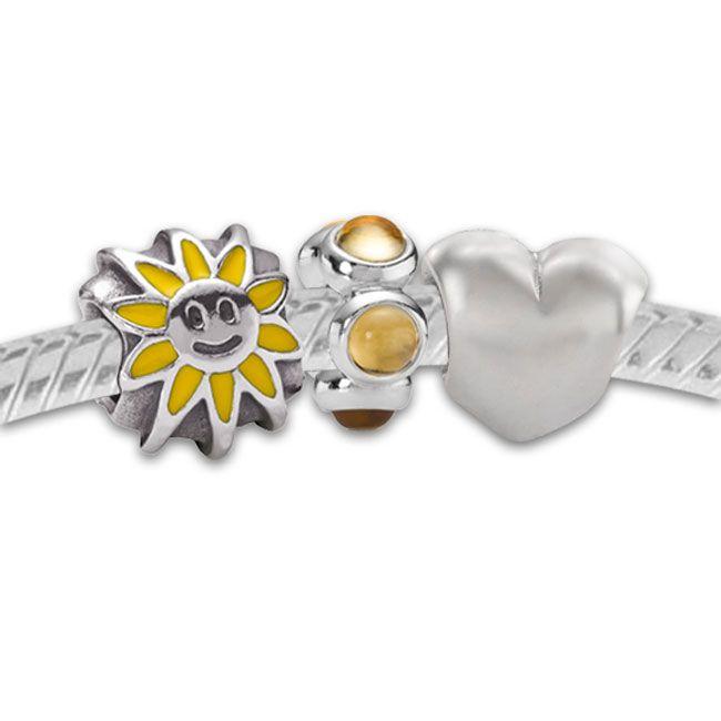 ea6b2d14d Pandora You Are My Sunshine Set   Pandora   Jewelry, Pandora jewelry ...