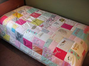 Recycle Those Cute Baby Clothes Into Baby Clothes Quilts Diy
