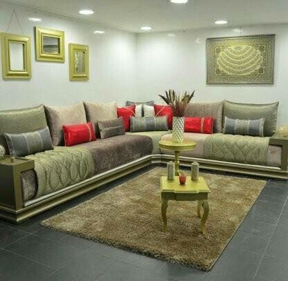 Epingle Par Ibrahim Berrak Sur 9rib Deco Salon Marocain Salon