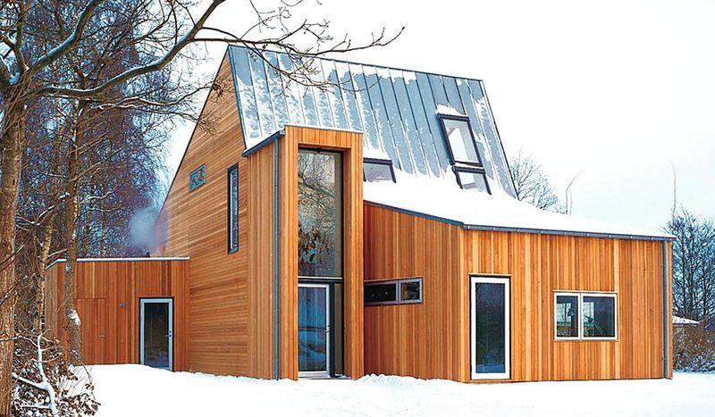 Alle dachformen auf einen blick anbau pinterest - Dachformen architektur ...