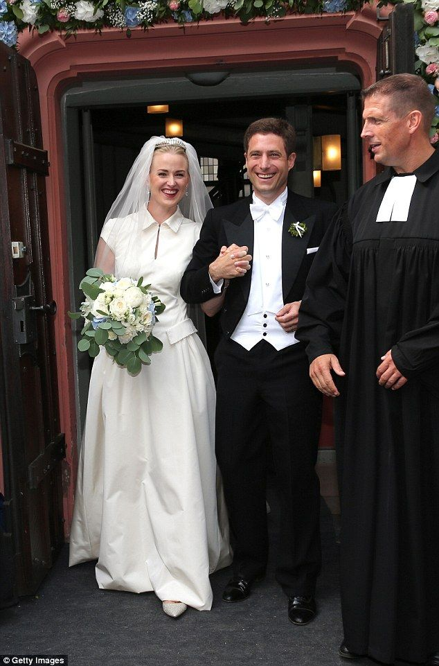 Controversial German Princess who bragged of killing Muslims marries ...