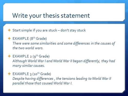 Sample Thesis Essay Narrative Essay Thesis Thesis Builder For Narrative Essay  Thesis .