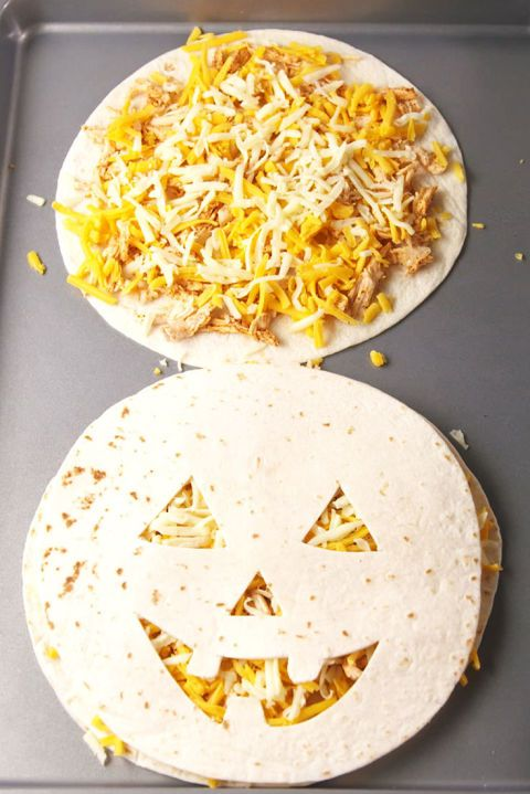 45 Spooky Eats For A Grown-Up Halloween Party Halloween bunco - spooky food ideas for halloween
