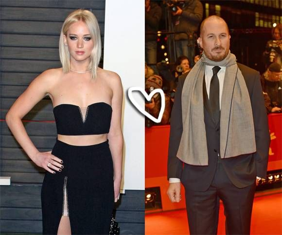 Insider CONFIRMS Jennifer Lawrence Is 'Casually' Dating Darren Aronofsky!