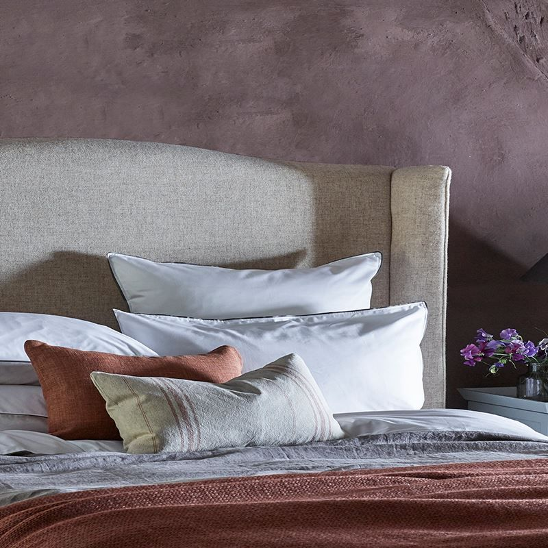 official photos 320dc 8bfe7 Charlie Fabric Headboard For Bed. In linen, velvet, wool or ...