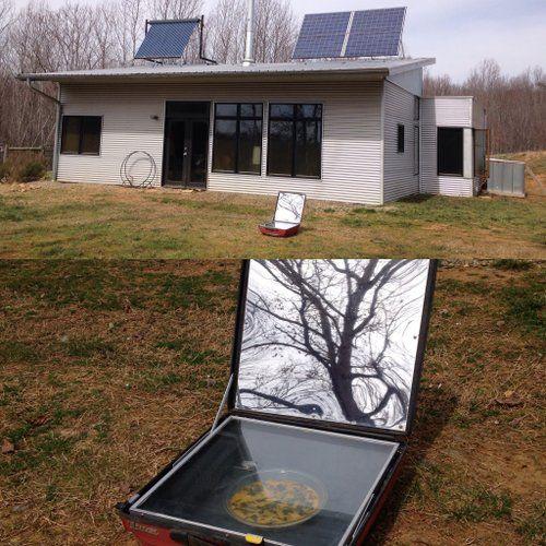 Modern Off Grid Prefab House Breaks The Internet