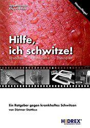 In der Literatur gibt es mittlerweile einige Bücher zum Thema Hyperhidrose/ starkes Schwitzen. Auf meiner Seite stelle ich dir einige Titel vor.