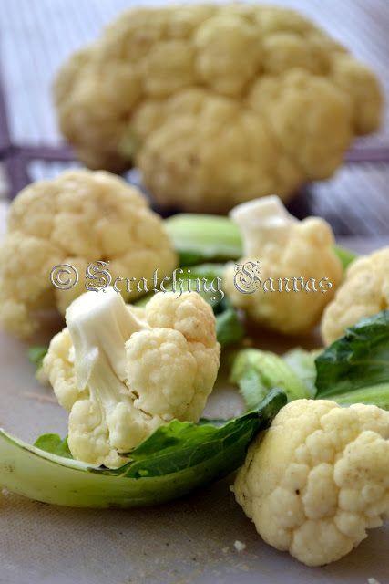 Beautiful Cauliflowers