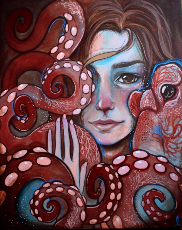 Commission: Tasha by ~lindsaycampbell on deviantART