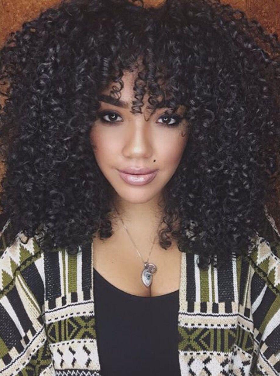 Curls ✨|| To see more follow @Kiki&Slim