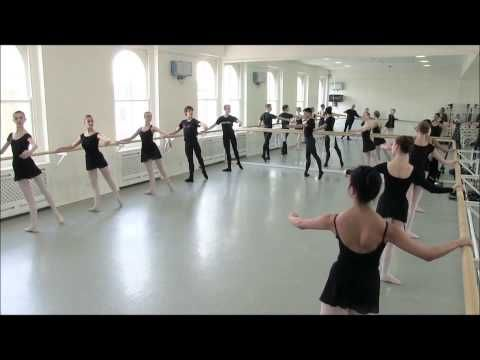 Ballet Barre Extracts London Russian Ballet School Youtube
