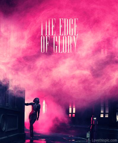 the edge of glory celebrities female celebs music pink smoke lady gaga musicians