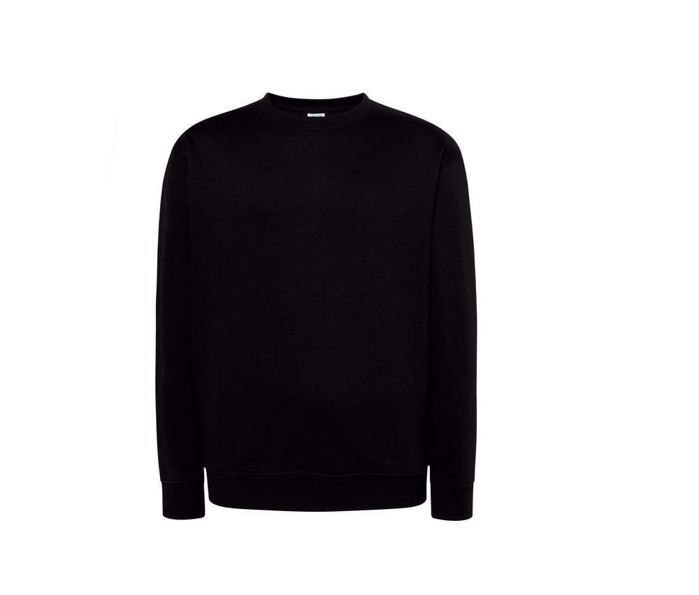 Sweat à capuche unisexe noir – JHK JK290 – taille: M   – Products
