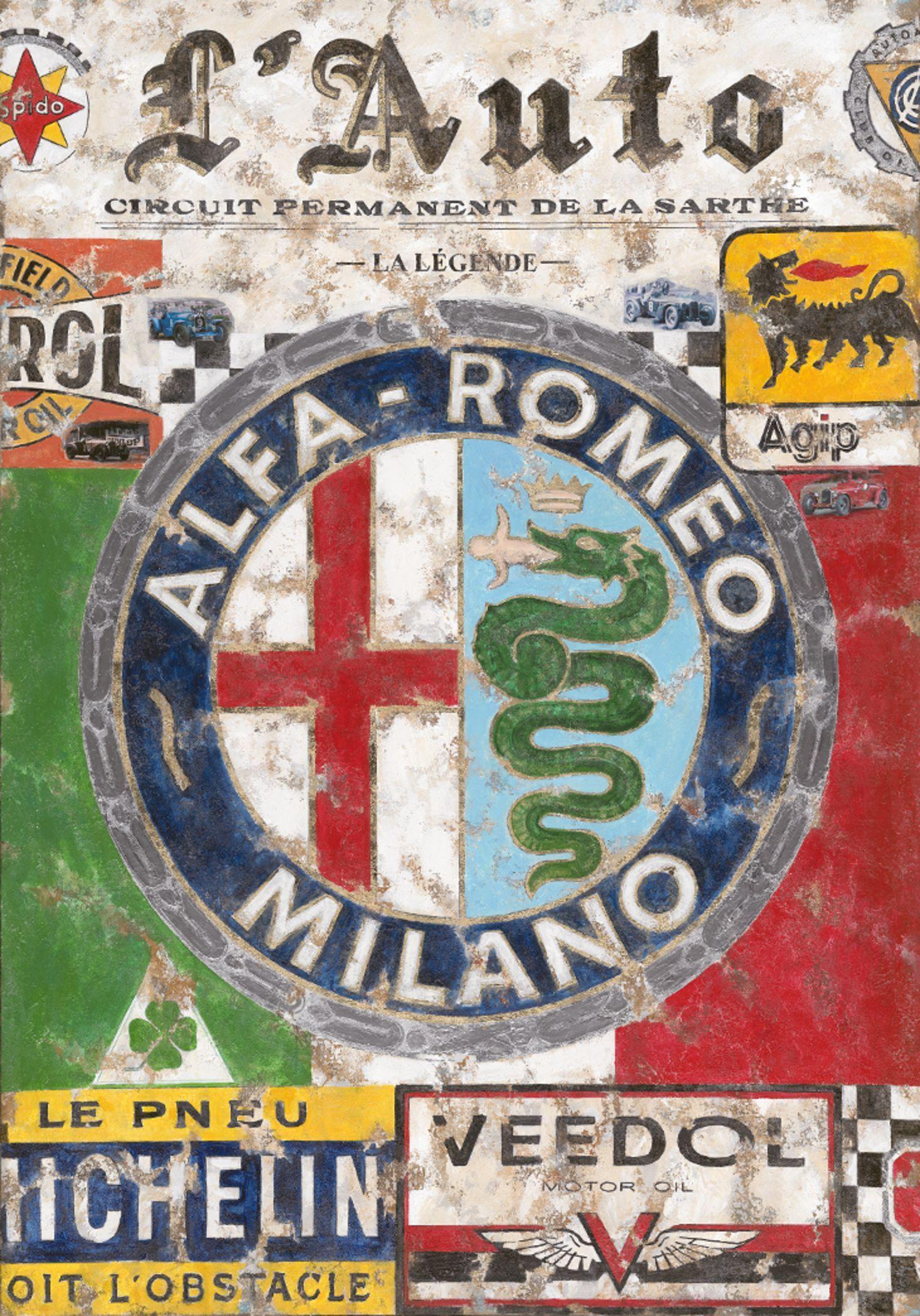 alfa alfaromeo italiandesign Classic Cars Pinterest