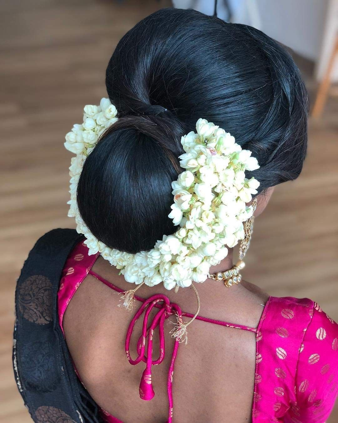 idea by krishnan iyer on long hair | bun hairstyles for long