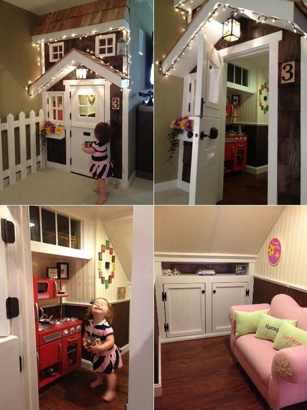 9 Cool Ideas For Kids Playing Area Under The Stairs Kidsomania