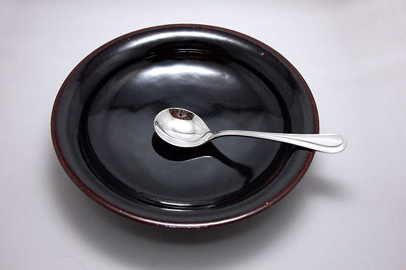 ほんとにだいじなカレー皿