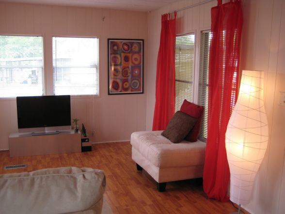 Colorful Low Cost Single Wide Room Ideas  Mmhl  Home Ideas And Prepossessing Low Cost Living Room Design Ideas Decorating Design