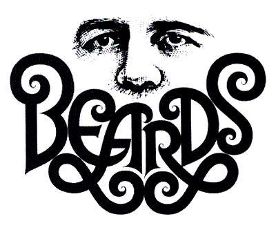 SO MUCH PILEUP: Beards by Herb Lubalin