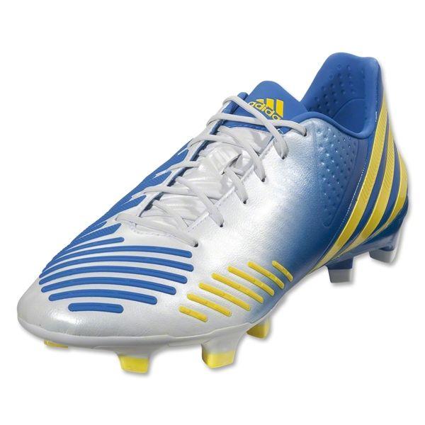 pretty nice 10d54 baa8a adidas Predator LZ TRX FG  G65168  -  132.00   White Prime Blue Vivid Yellow