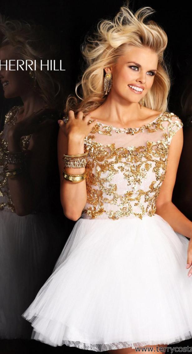 Sherri Hill 21032 | Terry Costa | Sherri hill prom dresses ...