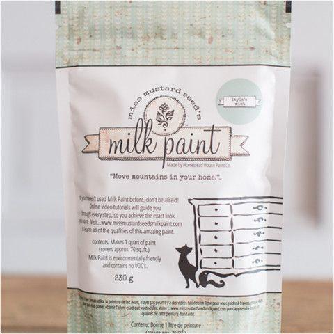 Milk Paint | Layla's Mint