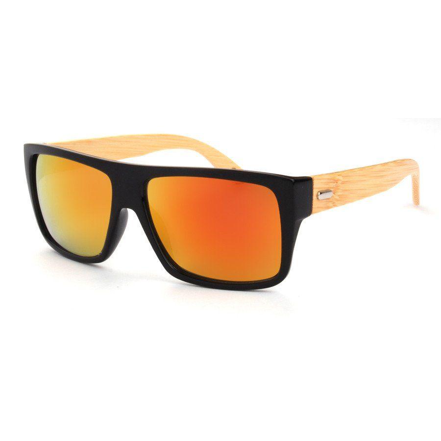 51c1a017a9 Hot new bambu temples wood sunglasses gafas de sol bamboo masculino senhora  3301