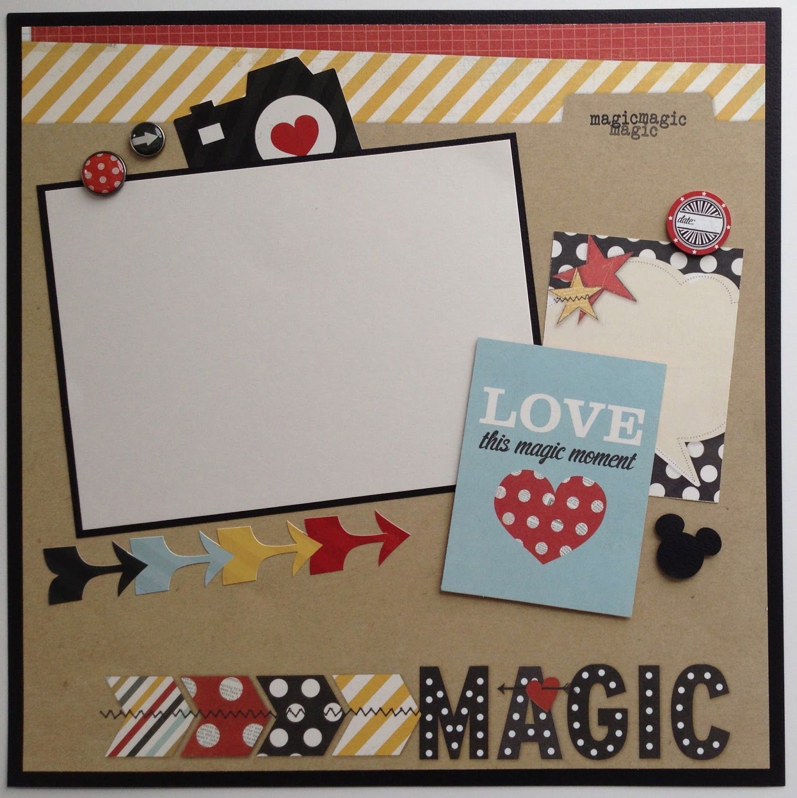 Scrapbook Cover Page Ideas ~ Simple scrapbook cover page designs pixshark
