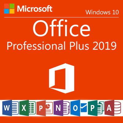 Microsoft Office Professional Plus 2019 Full Version Microsoft Office Microsoft Microsoft Windows