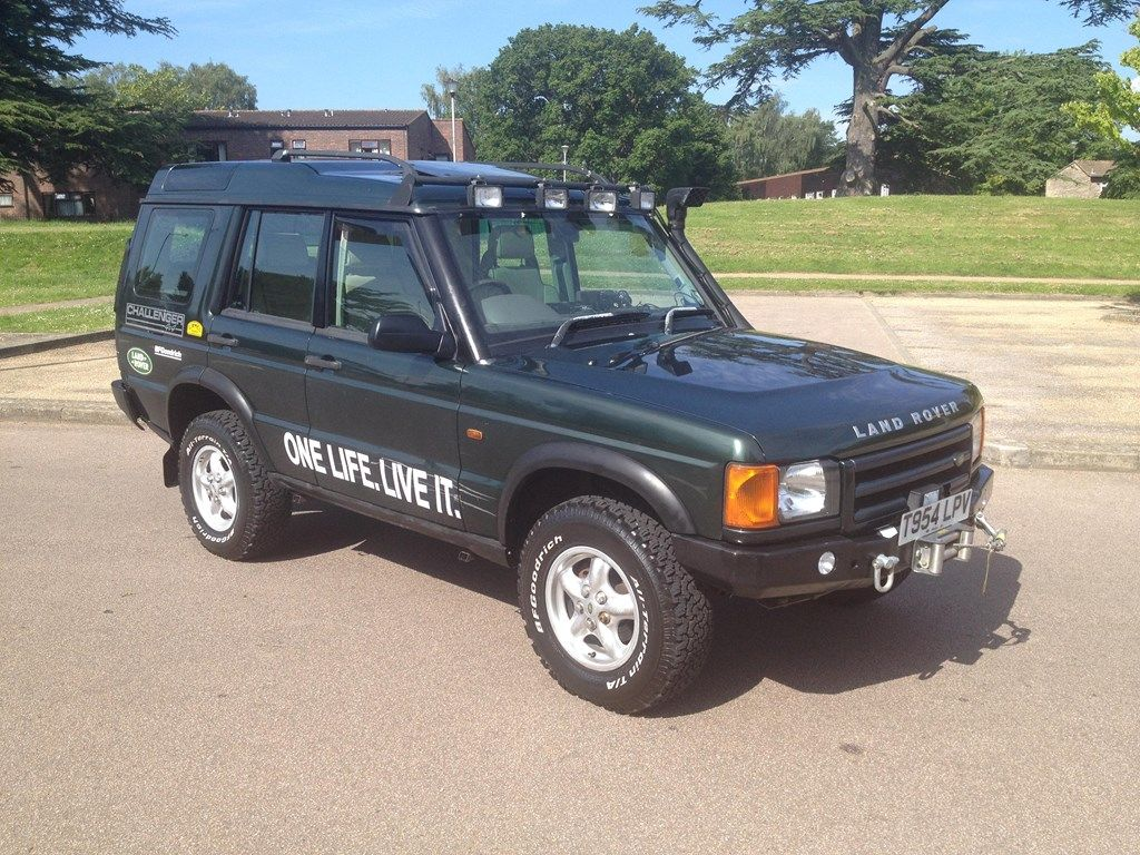 1999 Land Rover Discovery For Sale Lro Com Uk Coches Disco